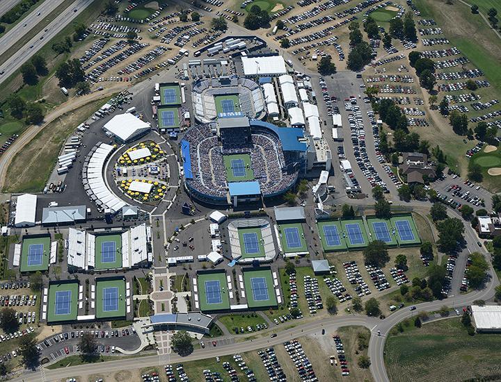 Lindner Family Tennis Center Tickets