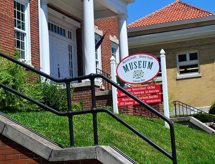 harmon museum warren county ohio 39 s best vacation destination. Black Bedroom Furniture Sets. Home Design Ideas